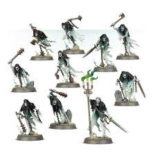 Nighthaunt: Easy to Build Chainrasp Hordes (WT)