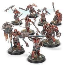Warcry: Iron Golem (WT)