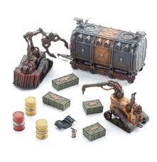 Battlezone: Manufactorum - Conservators (WT)