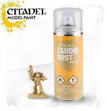 Spray Paints: Zandri Dust (WT)