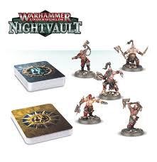 Warhammer Underworlds: Garrek's Reavers (WT)