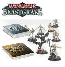 Warhammer Underworlds: The Grymwatch (WT)