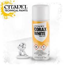 Spray Paints: Corax White (WT)