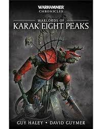 Warhammer Chronicles: Warlords of Karak Eight Peaks (PB)(WT)
