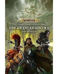 Eight Lamentations: Spear of Shadows (PB)(WT)