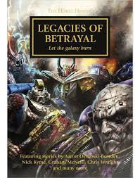 Horus Heresy: Legacies of Betrayal (PB)(WT)