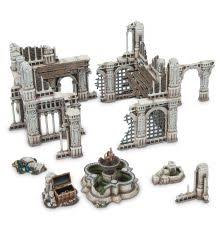 Age of Sigmar: Azyrite Shattered Plaza (WT)