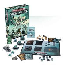 Warhammer Underworlds: Nightvault (WT)
