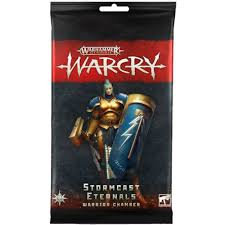 Warcry: Stormcast Eternals Warrior Chamber Card Pack (WT)