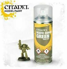 Spray Paints: Death Guard Green (WT)