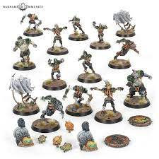 Blood Bowl: The Wolfenburg Crypt Stealers (WT)