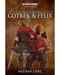 Gotrek & Felix: The Fourth Omnibus (PB)(WT)