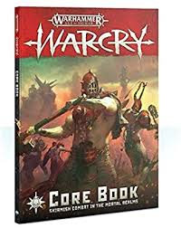 Warcry: Core Book (WT)