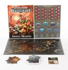 Warhammer Underworlds: Beastgrave: Arena Mortis (WT)