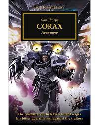Horus Heresy: Corax (PB)(WT)