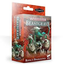Warhammer Underworlds: Beastgrave: Rippa's Snarlfangs (WT)