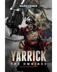 Yarrick: The Omnibus (PB)(WT)