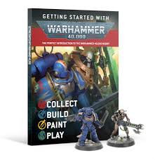Getting Started with Warhammer 40,000 (WT)