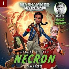 Warped Galaxies: Attack of the Necron (CD)(WT)