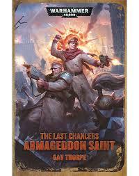 Last Chancers: Armageddon Saints (HB)(WT)