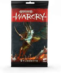 Warcry: Sylvaneth Card Pack (WT)