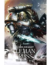 Primarchs: Leman Russ The Great Wolf (HB)(WT)