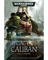 Legacy of Caliban (PB)(WT)