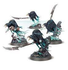 Nighthaunt: Easy to Build Glaivewraith Stalkers (WT)