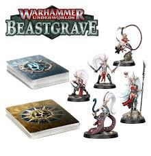 Warhammer Underworlds: Morgwaeth's Blade-Coven (WT)