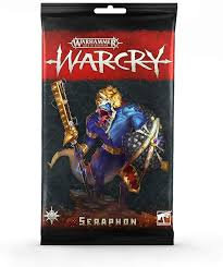 Warcry: Seraphon Card Park (WT)