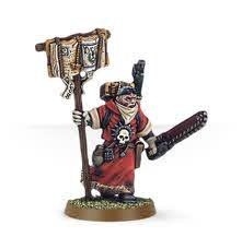 Adepta Sororitas: Missionary with Chainsword WT