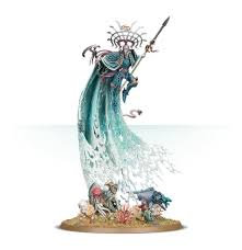 Age of Sigmar: Eidolon of Mathlann - Aspect of the Storm / Sea (WT)