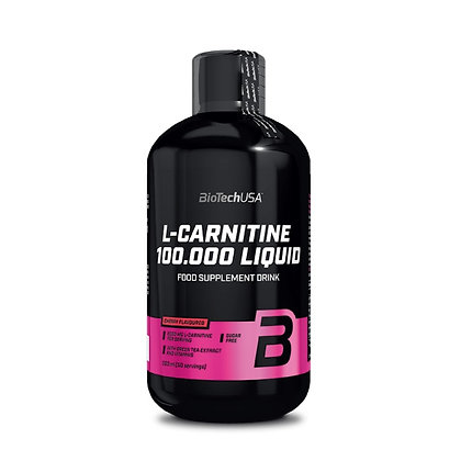 L-Carnitine 100.000 Liquid - BIOTECH USA