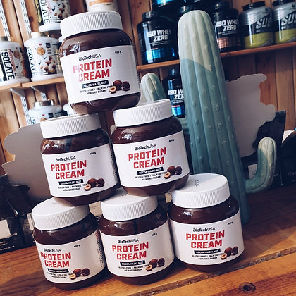 Protein cream - BIOTECH USA