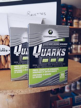 Quarks - CORGENIC