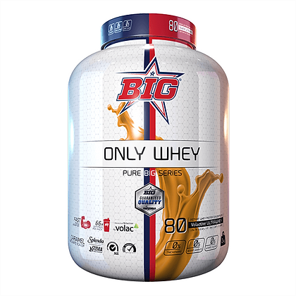 Only whey - BIG SUPP
