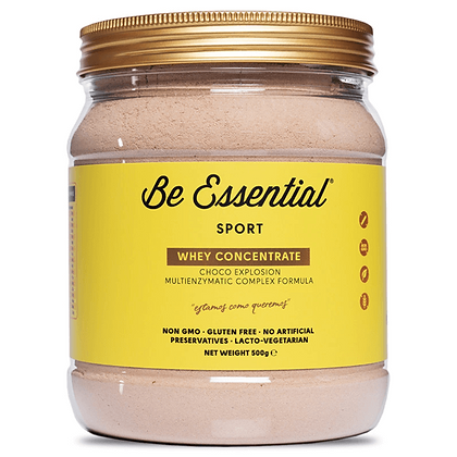 Whey concentrate - BE ESSENTIAL