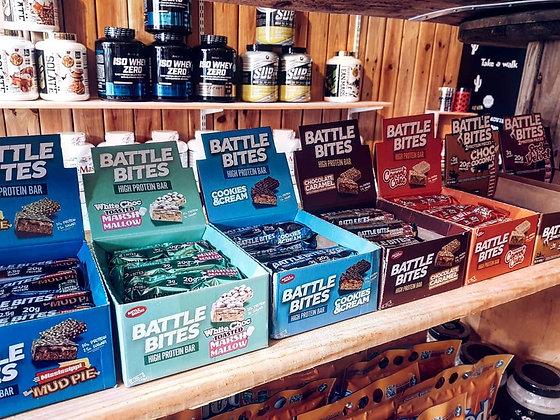 BattleBites Barres