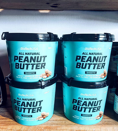 Peanut butter - Biotech USA