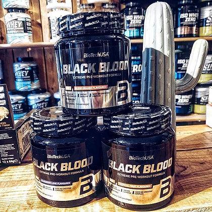 Black blood - BioTech USA