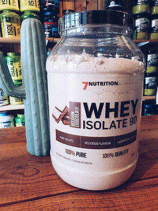 Whey Isolate 90 - 7 NUTRITION