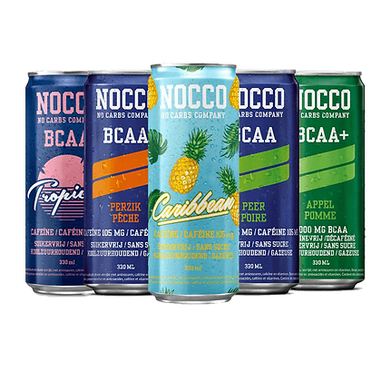 BCAA canette - NOCCO