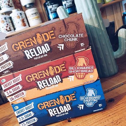 Reload protein bar - GRENADE