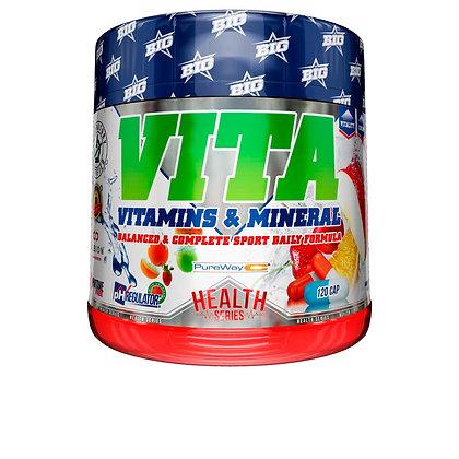 VITA® - Polivitaminico & minerales separados - BIG SUPPLEMENT