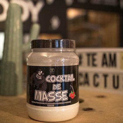 COCKTAIL DE MASSE - MY FIT NUTRITION
