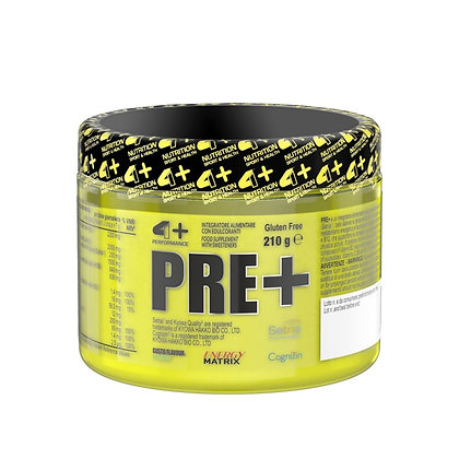 Pre+ - 4+ nutrition
