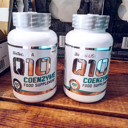 Coenzyme Q10 - BIOTECH USA