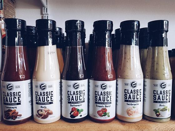 Sauce zéro - GOT 7 NUTRITION