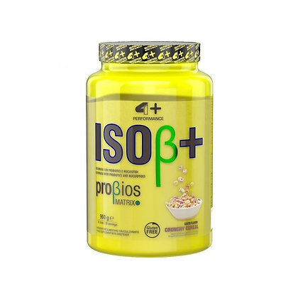 ISO β+ - 4+ nutrition