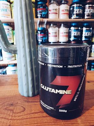 Glutamine - 7 NUTRITION